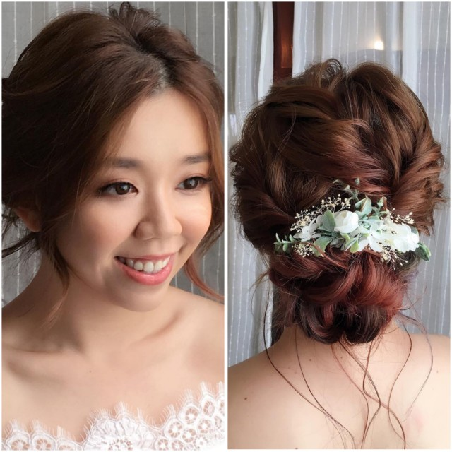 Makeup & Hair style (Makeup Artist)