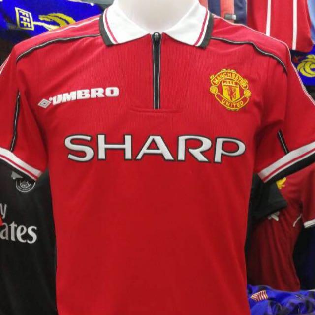 timeless design c0e38 0d1a4 Manchester United 98/99 VINTAGE KIT
