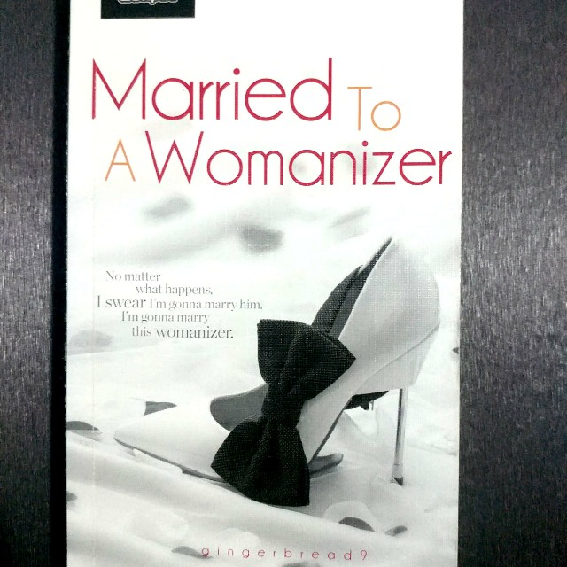 married to a womanizer