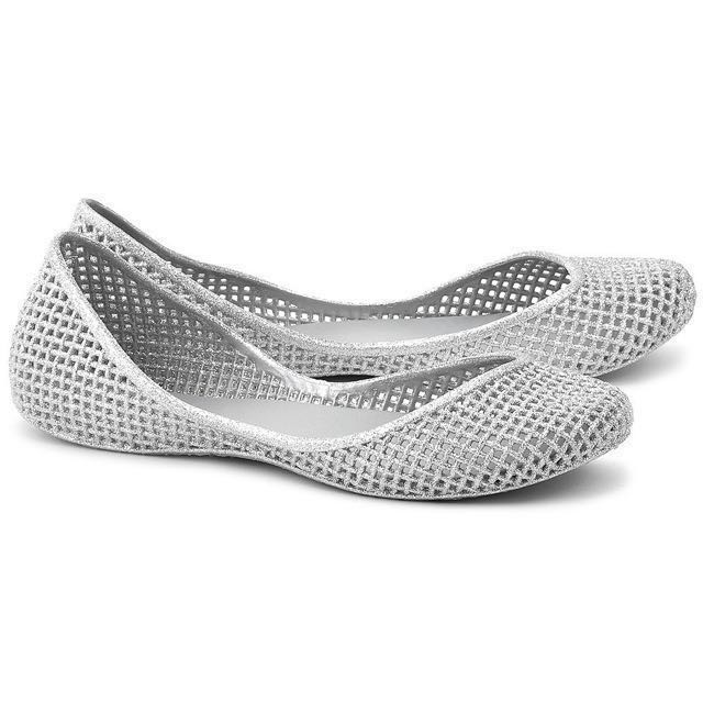 Melissa Shoes Amora Silver