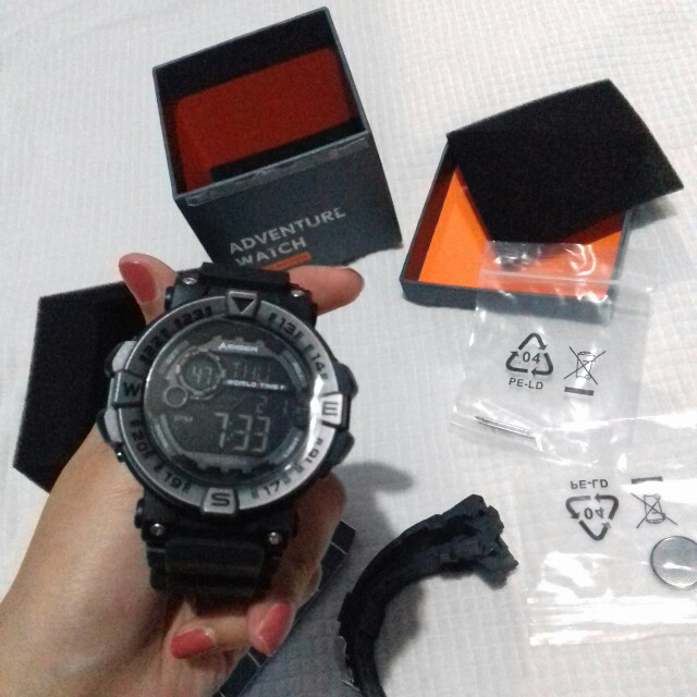 NEW & ORI 100%! EIGER ADVENTURE WATCH