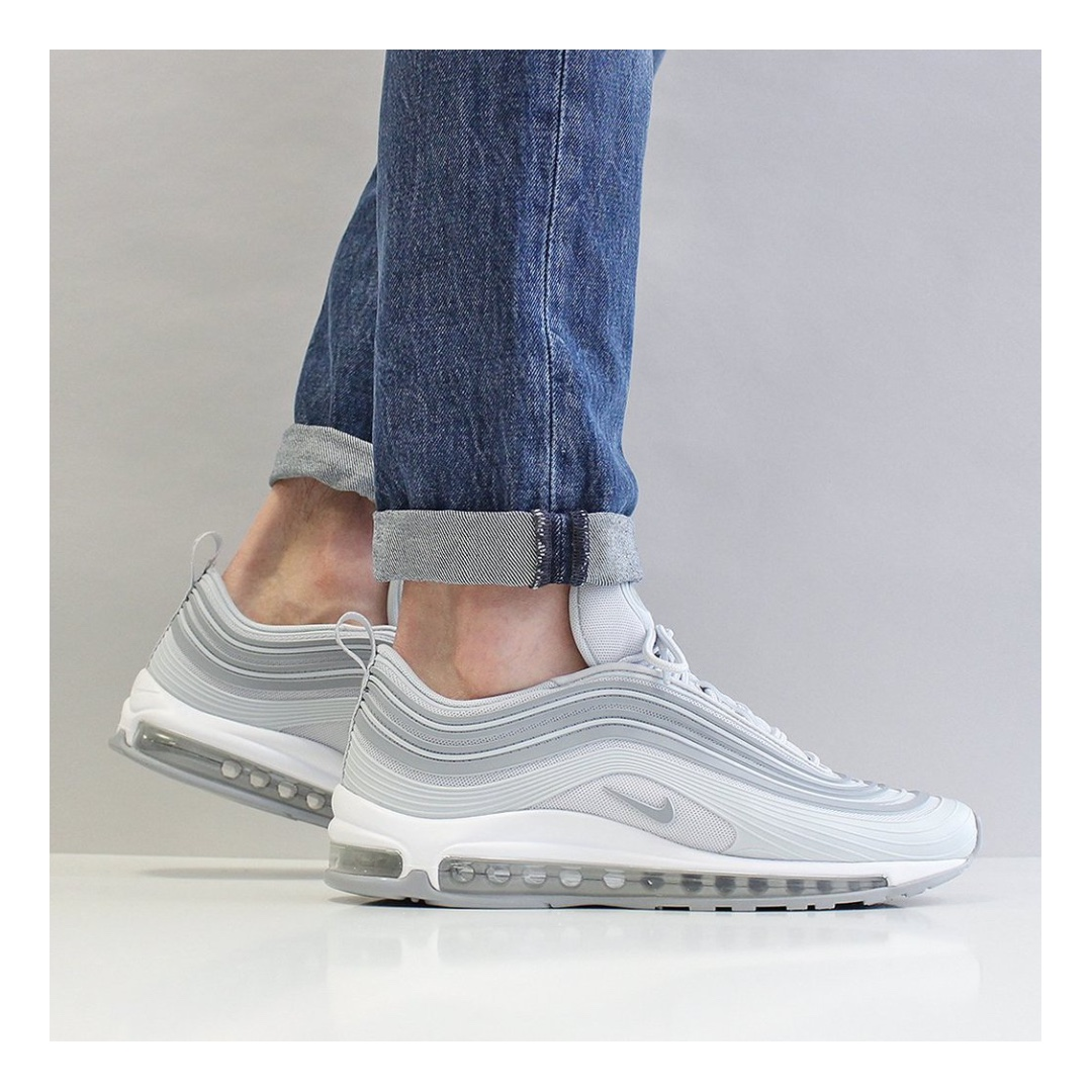 b889b461a79c83 NIKE AIR MAX 97 ULTRA  17 PREMIUM SHOES – PURE PLATINUM WOLF GREY ...