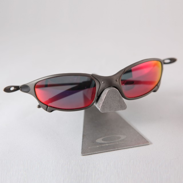 3dd2862e8 Oakley Juliet X Metal Ruby Red Iridium, Men's Fashion, Accessories ...