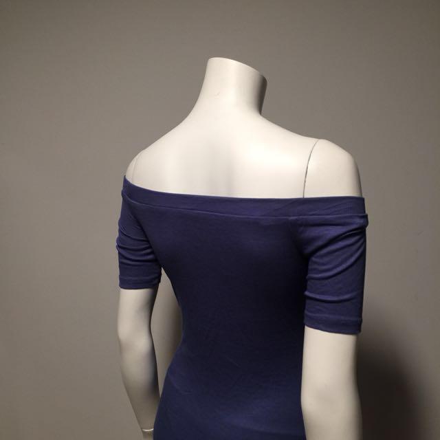 Off Shoulder FN Bodysuit