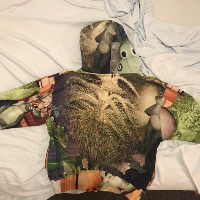 PAM Froglife Pullover (Small in Men's/Unisex Sizing)