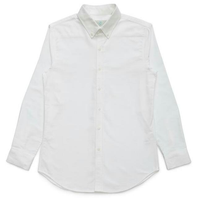 Plain-me 牛津白襯衫