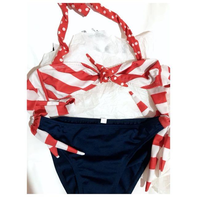 Polka bikini