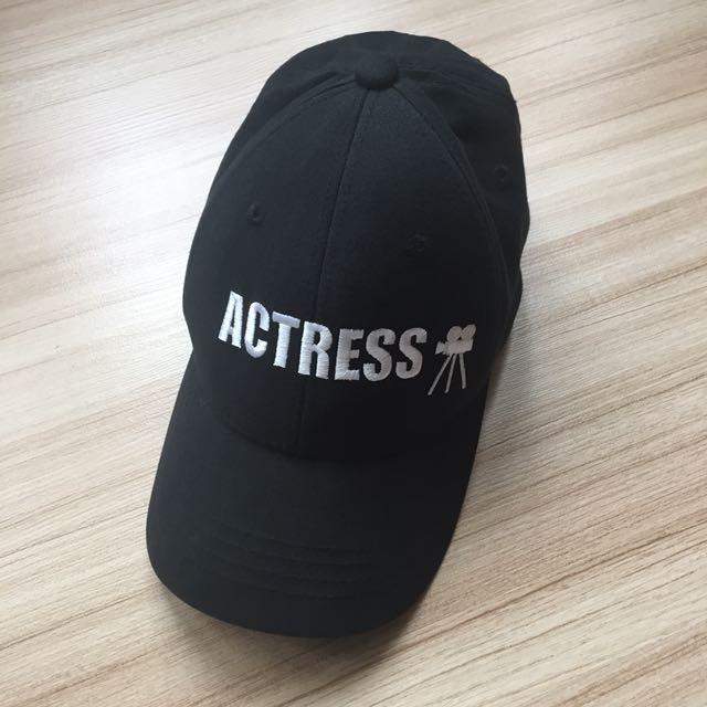 Pre-loved Actress Cap