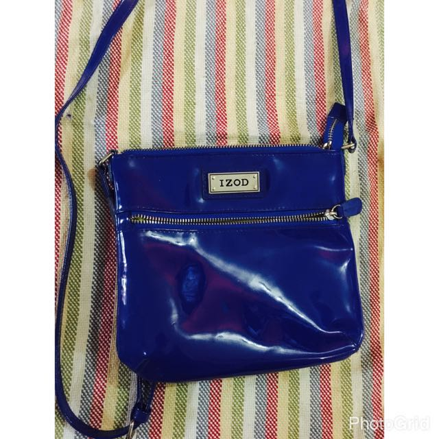 Preloved IZOD Sling Bag not Coach