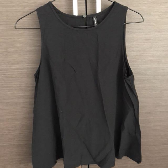 Preloved stradivarius blouse