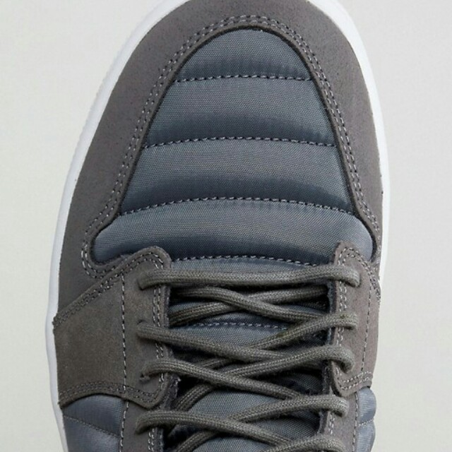 30db010d7fc48a Pre-order Nike Air Jordan 1 Retro High Strap In Grey