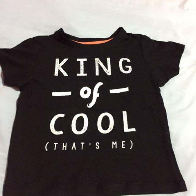 Primark toddler shirt