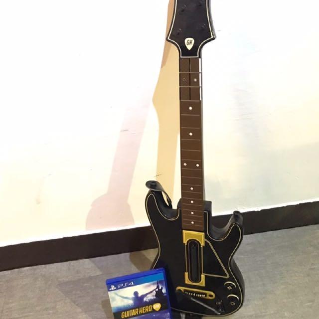 PS4 吉他英雄