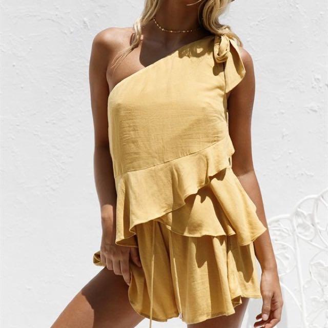 Sabo Skirt Lisari Playsuit