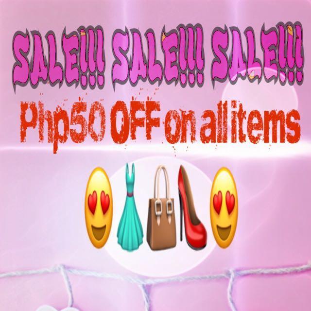 SALE!!! SALE!!! SALE!!!