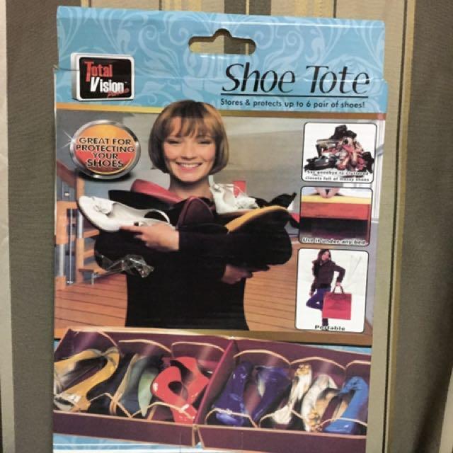 Shoe tote