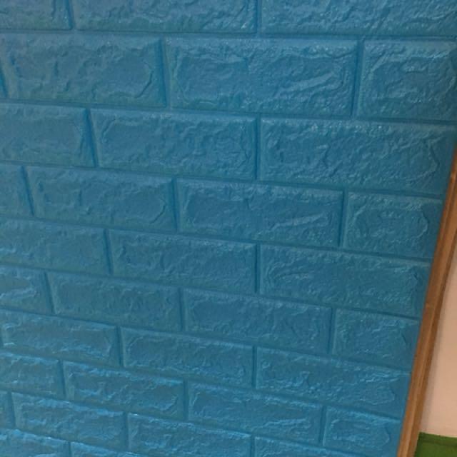 Sky Blue Wall Sticker