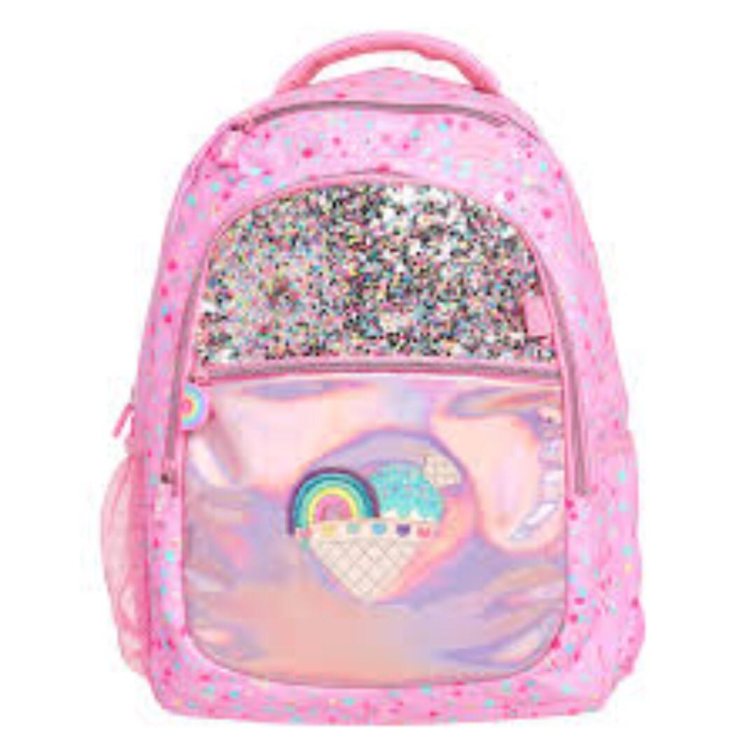 smiggle backpack - dreamy collection