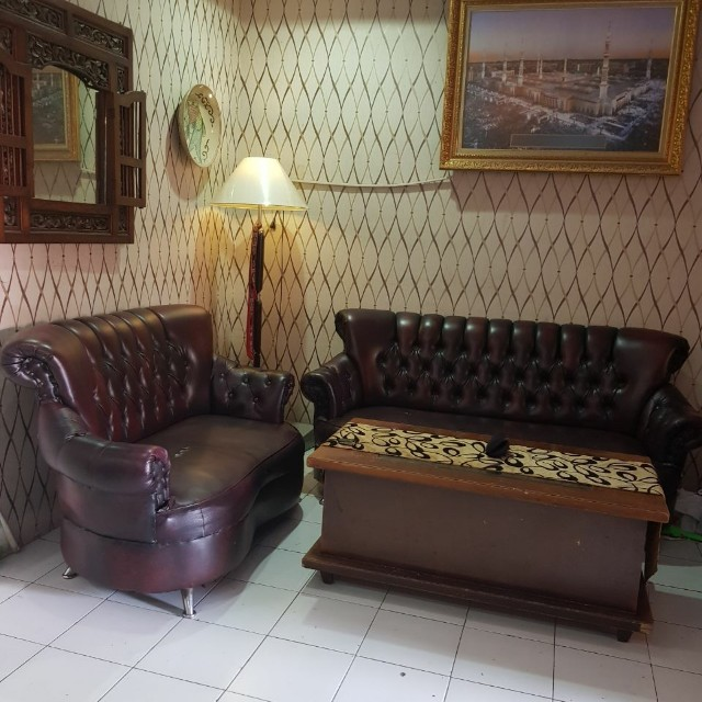 Sofa Ruang Tamu Property Others On Carousell
