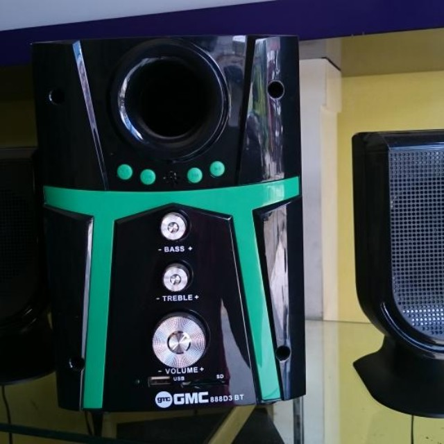 Speaker Aktive GMC 888D3 Bluetooth