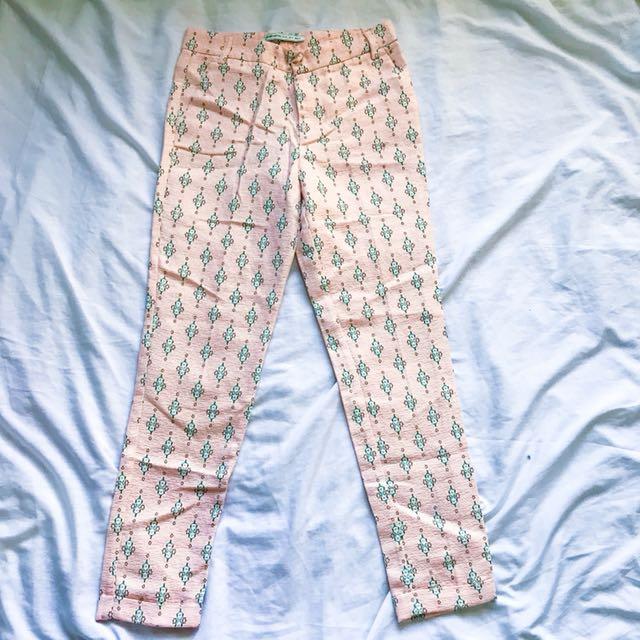 Stradivarius pants
