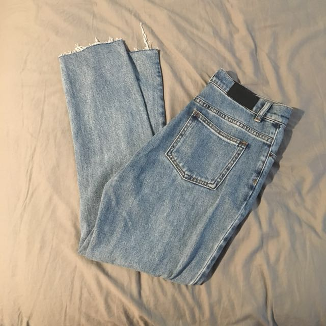 straight cut jeans glassons