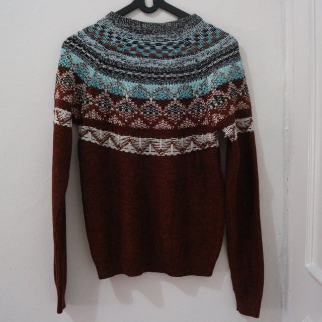 Sweater knit pull&bear