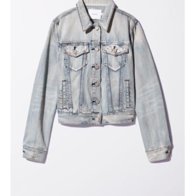 tatula jean jacket