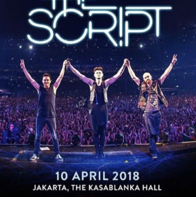 The Script Concert Jakarta