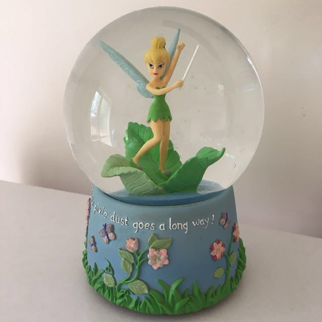 Tinker Bell Snow Globe