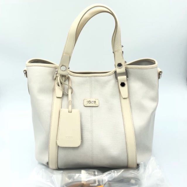 Tods G-line picolla canvas coated