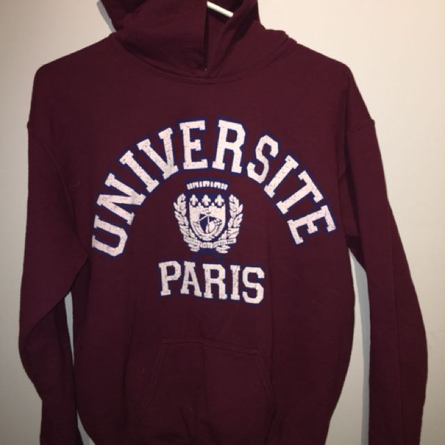 University Paris Sweater