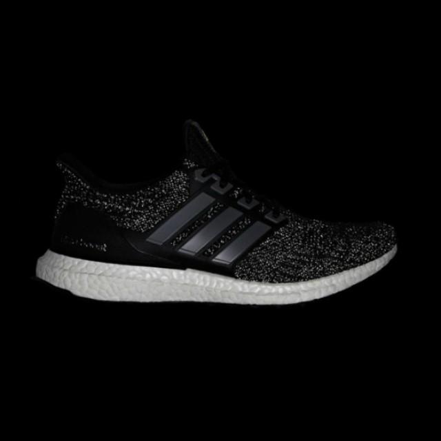 50a7679b2 US10 UK9.5 Adidas Ultra Boost LTD 5th anniversary Black Reflective ...