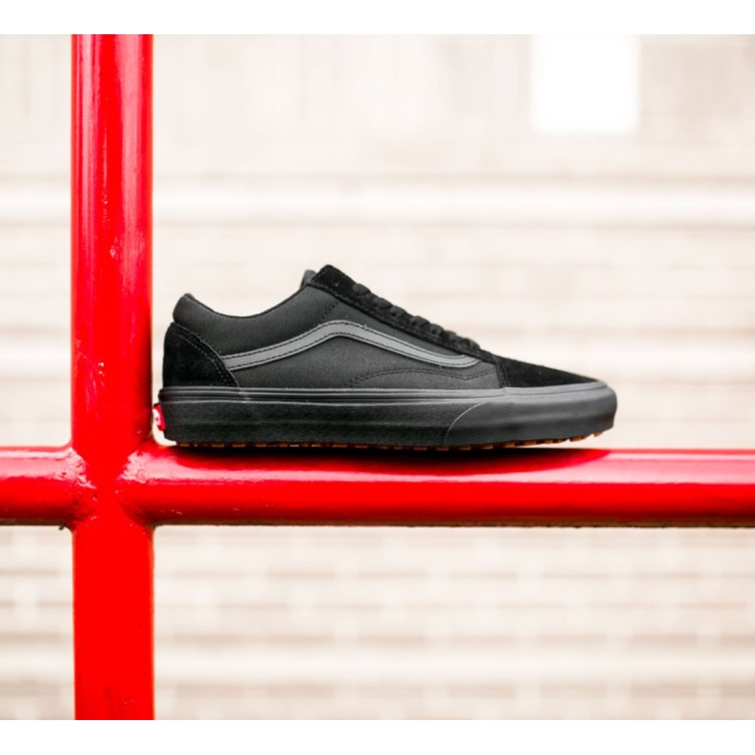 8148d8d49c VANS OLD SKOOL UC SHOES – (MADE FOR THE MAKERS) BLACK BLACK