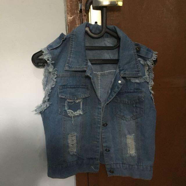 Vest jeans import