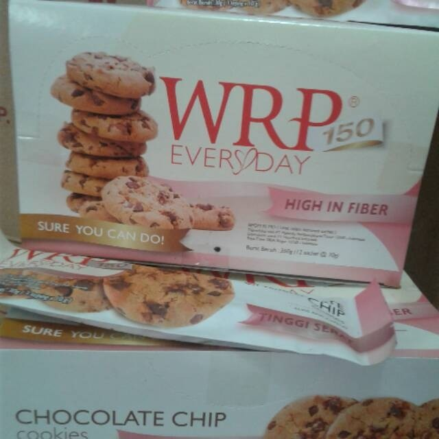 WRP Cookies for DIET