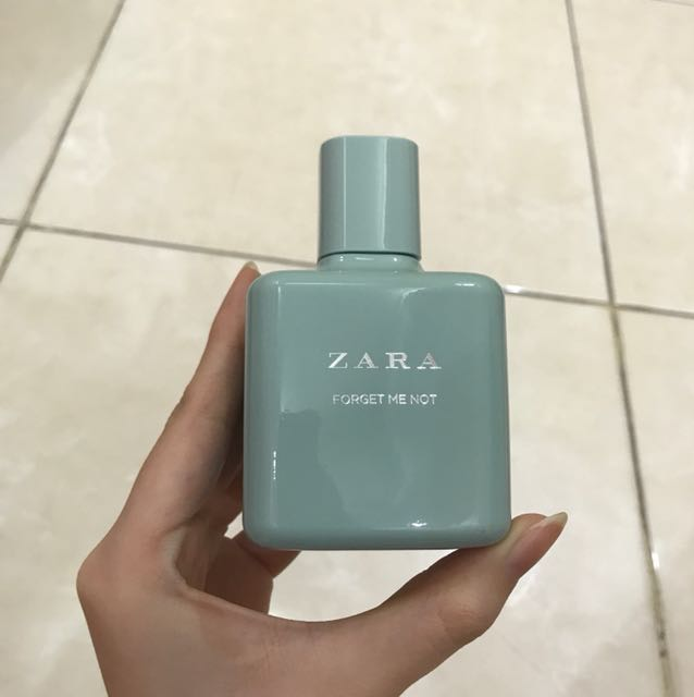 ZARA forget me not perfume