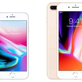 全新 iPhone 8 & iPhone 8Plus