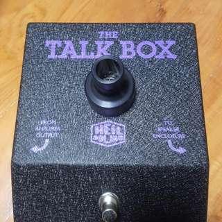 [FAST DEAL] The TALK BOX