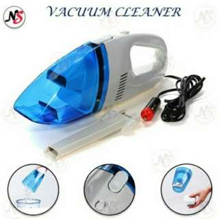 Portable High-Power Car Vacuum