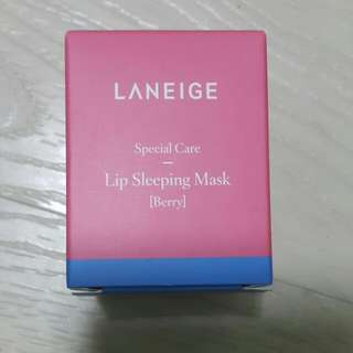 Laneige Lip Sleeping Mask Berry 8gram