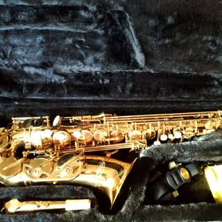 Alto Saxophone(Pre-Owned)
