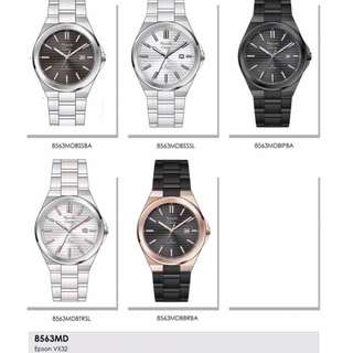 Jam tangan merk alexandre christie