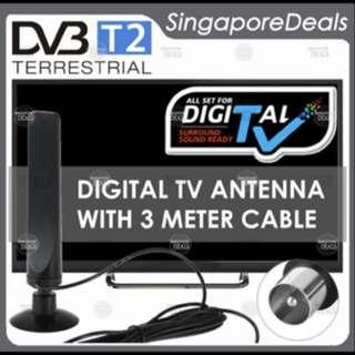 Digital Antenna for DVB-T2