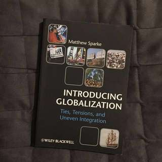 🔺Matthew Sparke - Introducing Globalization 🔻