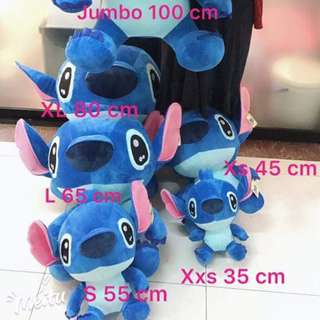 FEB 18 STITCH STUFF TOY (SSY)