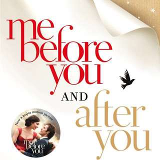 Me Before You series by Jojo Moyes (3 books)