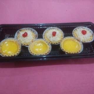Pie Susu Keju Homemade
