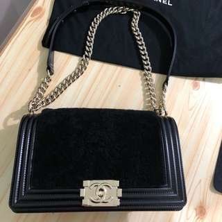 CHANEL - Boy Chanel Medium Size