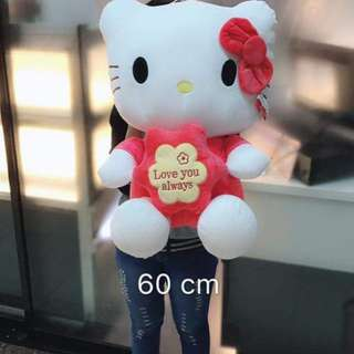 FEB 18 Hello Kitty Stuff Toy (SSY)